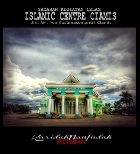 Islamic Centre Ciamis by Karidah Nan Indah