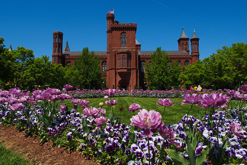 Smithnian castle|Washington D.C.
