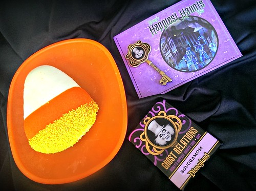Happiest Haunts Tour goodies