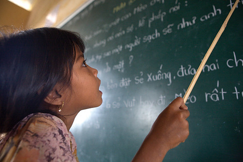 Language barrier might widen gaps in learning