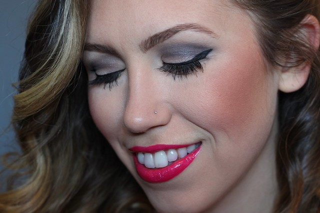 Glossy Pink Lipstick | Makeup Monday | #LivingAfterMidnite