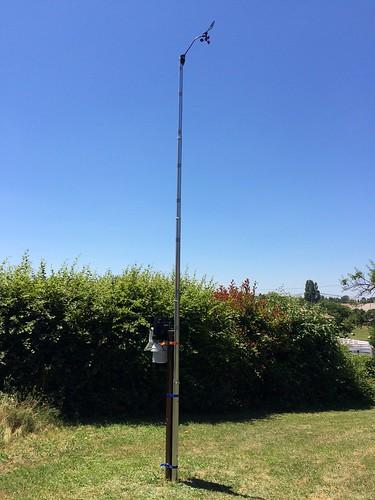 Weather station photos EW9551
