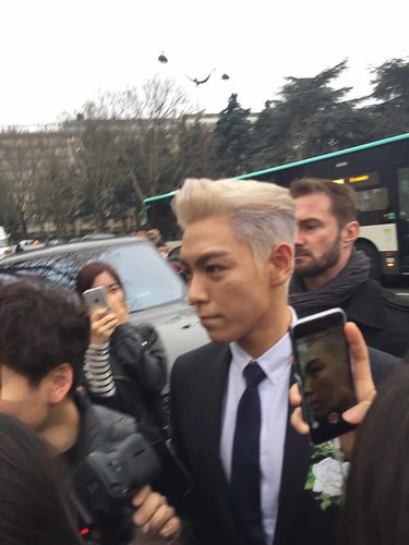TOP - Dior Homme Fashion Show - 23jan2016 - 1845495291 - 12