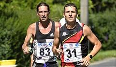 Malý svratecký maraton vyhrál Kohut před obhájcem Orálkem, ten v závěru upadl