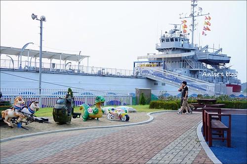 金浦艦上公園+大明碼頭+花蟹鍋006