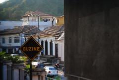 Ouro Preto - Vista da Estação de Trem