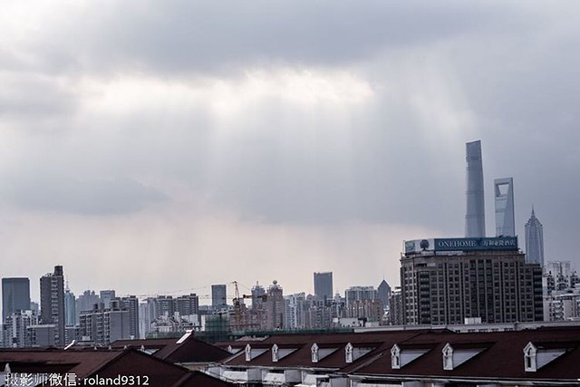 Happy National Day! ���� #china #shanghai #zaishanghai #enjoyshanghai #rolandfei