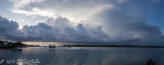 Agana Boat Basin Sunset
