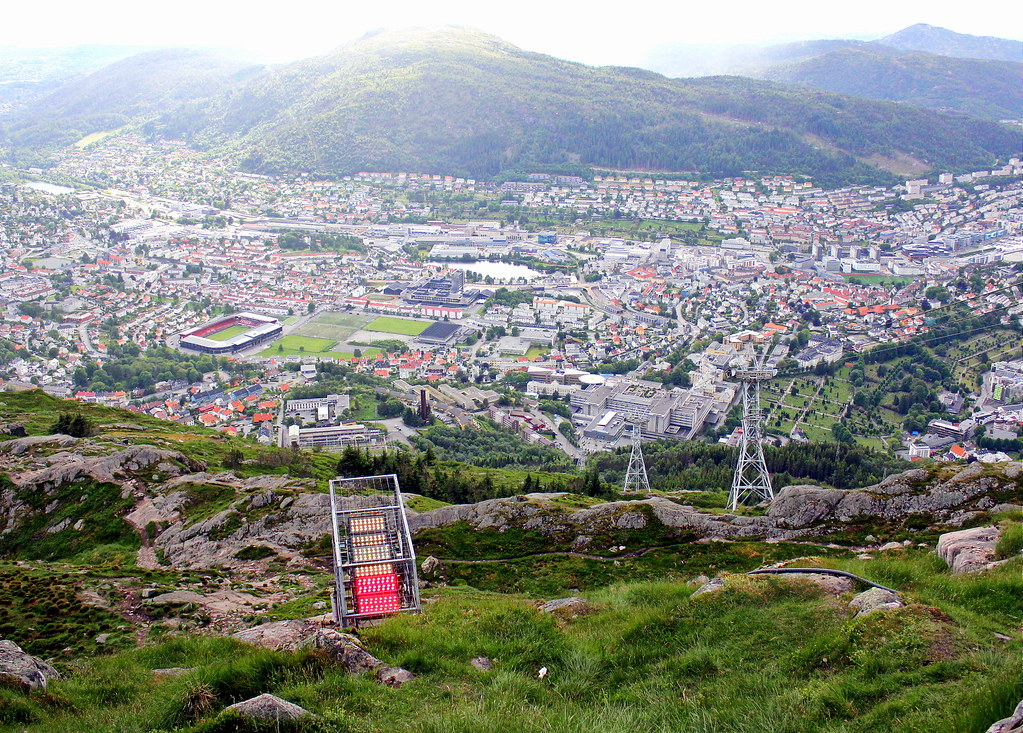 bergen-mount-ulriken-hike-view-from-top