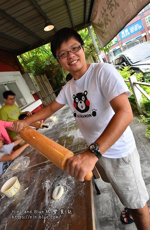 宜蘭安平冰店窯烤披薩DIY14