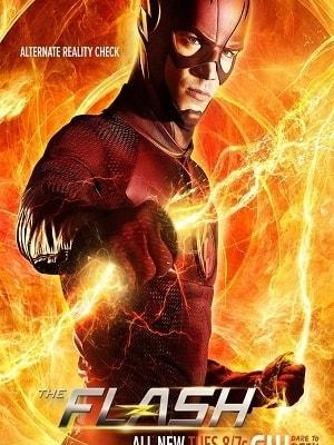Người Hùng Tia Chớp Phần 3 - The Flash (Season 3)