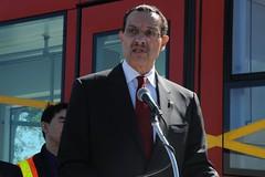 Mayor Vincent C. Gray