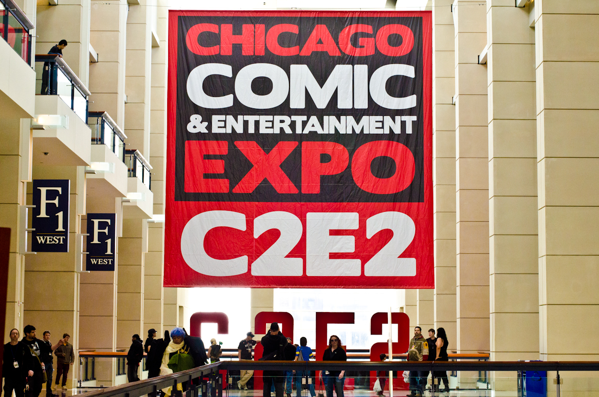 C2E2 2013: The weekend in words and photos.