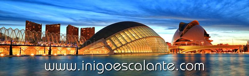 Diario de viaje Valencia: Ciudad de las Artes y las Ciencias