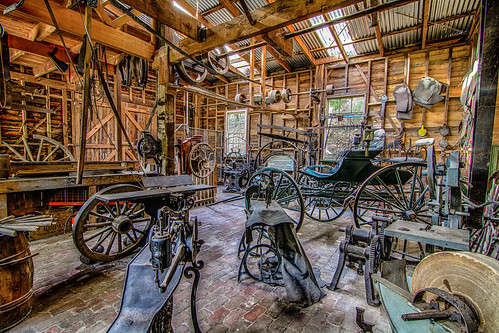 Bostons Carriage Factory