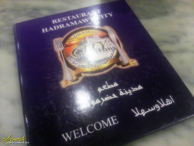 Hadramawt City - Middle East Restaurant, Kajang
