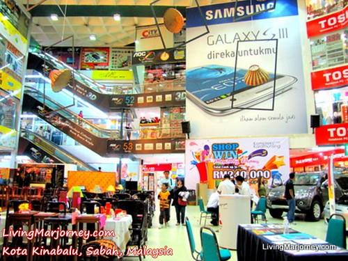 Gadget Center, Kota Kinabalu