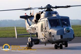 ZZ389 AW159 Wildcat AAC