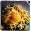 A mess of chopped veggies before I #cook up something delicious. #McPolish #MayADay