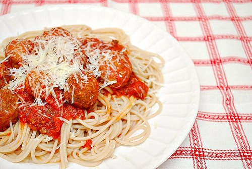 Instant Pot: Spaghetti Bolognese