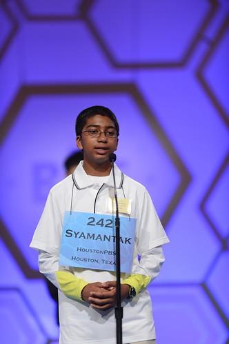 Syamantak Payra, speller 242