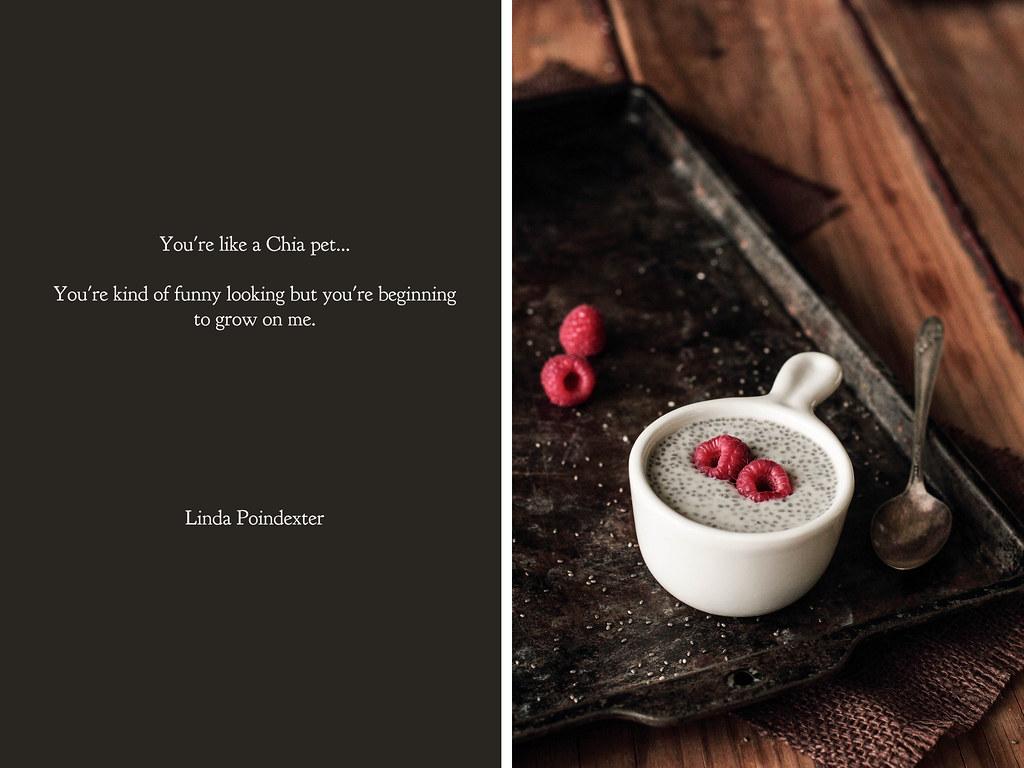 Vanilla Chia Pudding