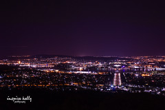 Canberra from Mount Ainslie Lookout