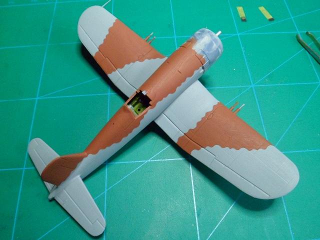 Mirage 2000 c RDM 1/72 Heller 15766712386_81723661c1_o