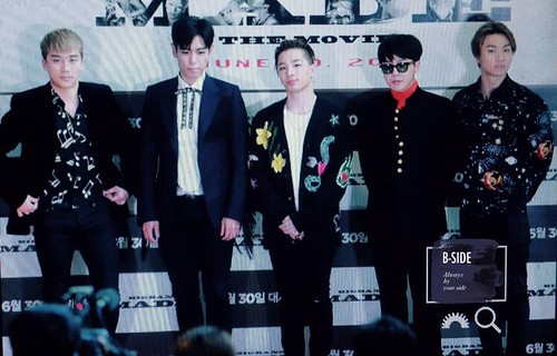 Big Bang - Movie Talk Event - 28jun2016 - BB_side - 08