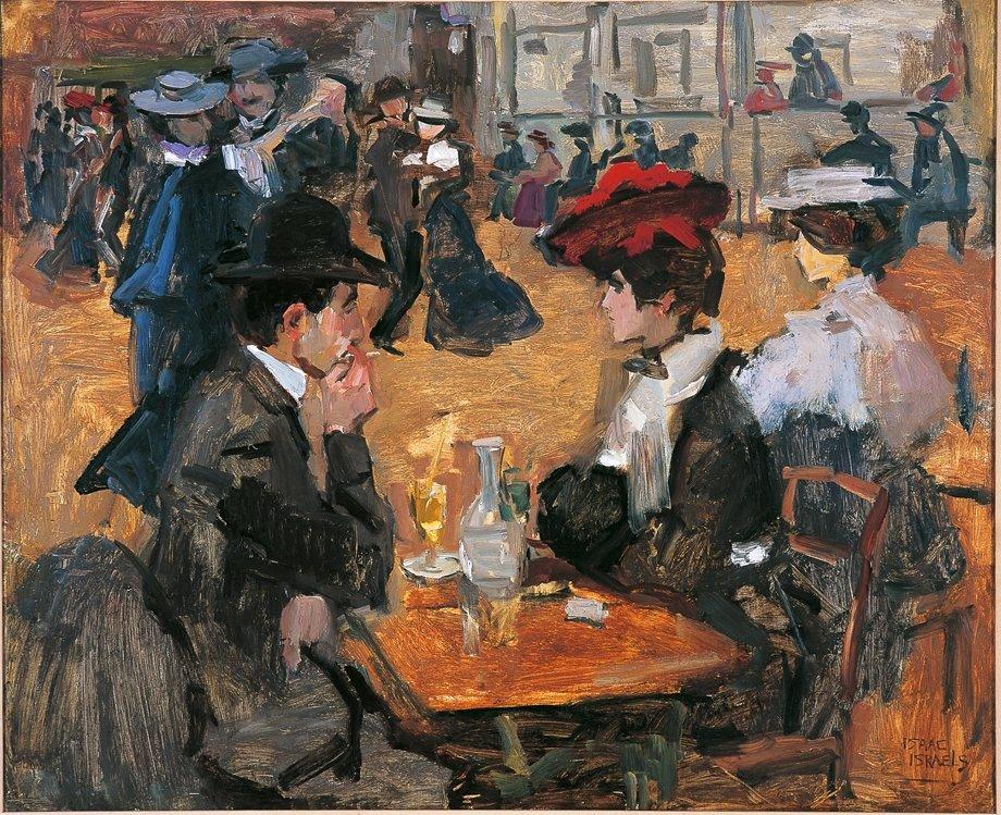 Moulin de la Galette by Isaac Israëls, 1906