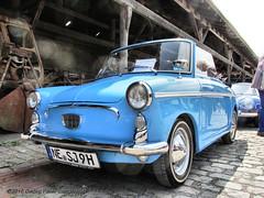 Autobianchi Quattroposti Cabrio 1968