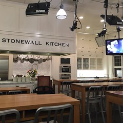 All done for today! See you tomorrow for brunch class! #StonewallKitchen #CookingSchool #maine