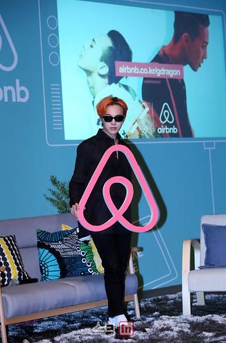 G-Dragon - Airbnb x G-Dragon - 20aug2015 - Star in - 20