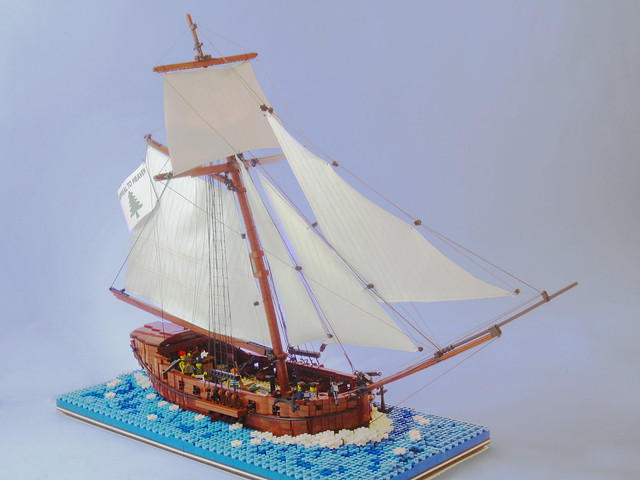 Privateer Oliver Cromwell, Canon POWERSHOT ELPH 300HS