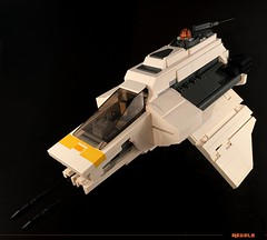Star Wars REBELS - The Phantom by Goatman461