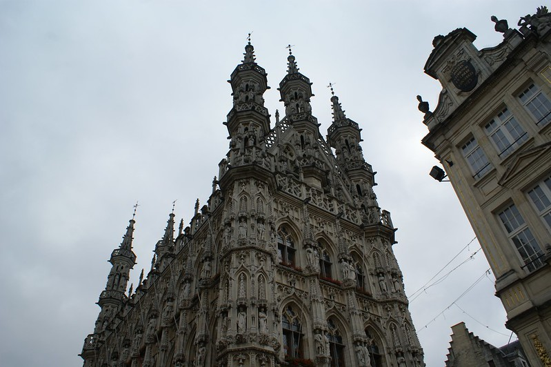 Ayuntamiento - Leuven Excursión exprés a Lovaina - 29490729724 2131d06cd8 c - Excursión exprés a Lovaina