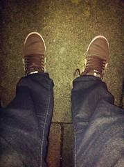 Feet at Night: No.46
