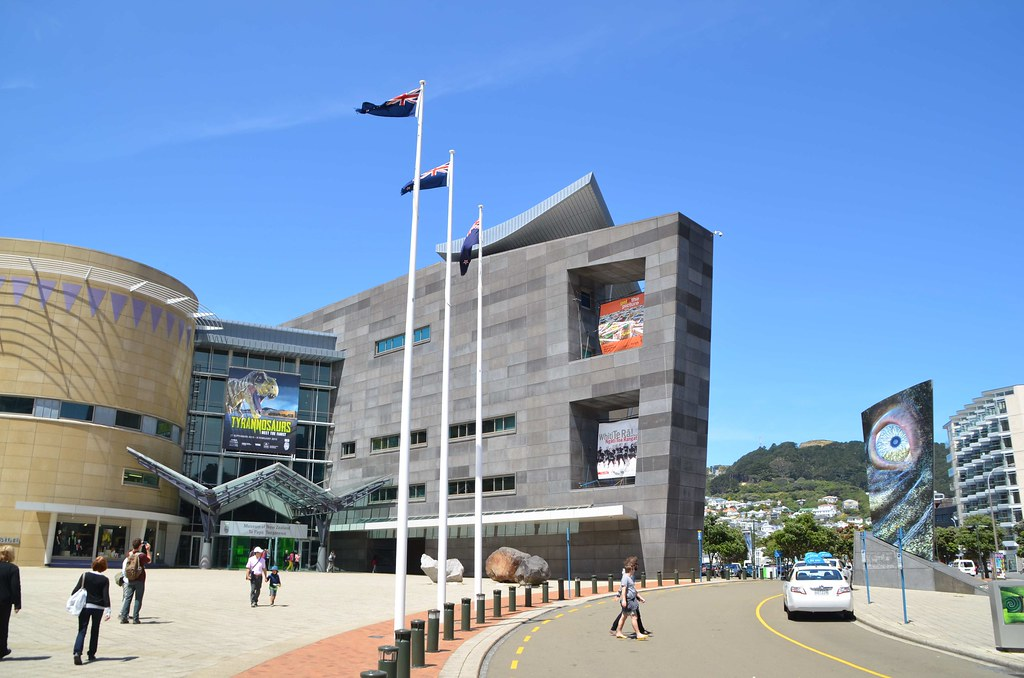 Museum of New Zealand Te Papa
