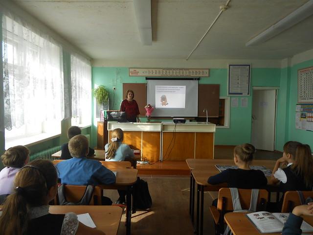 МОУ СОШ № 1 имени Н.Н. Бурденко, Каменка, Nikon COOLPIX S3100