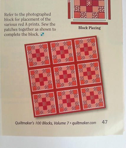 Quiltmaker 100 Blocks (Vol. 7)