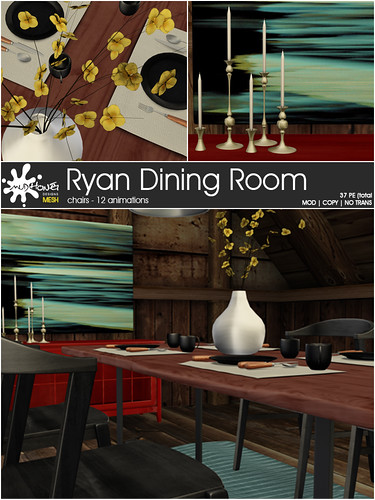 MudHoney Ryan Diningroom