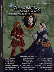 Andromeda Spaceways Inflight Magazine #57
