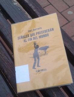 Yuri Herrera portada libro Editorial Periférica