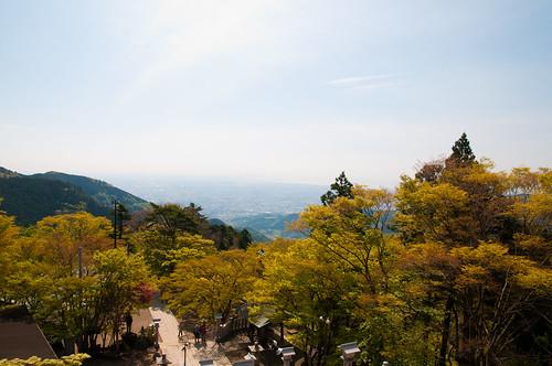 大山登山・阿夫利神社下社