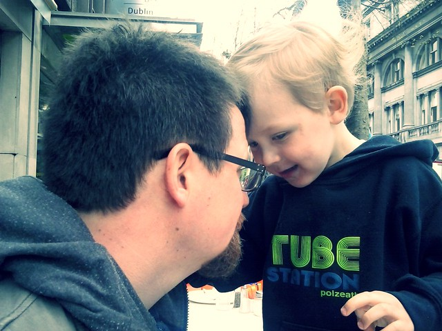 matt and asher in dublin