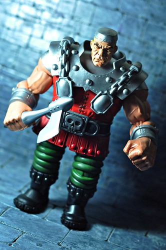 Ram Man: Heroic Human Battering Ram!
