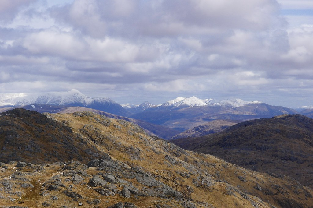 Nevis and the Mamores