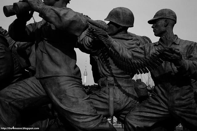 War Memorial of Korea 전쟁기념관 - Korean War Continues On