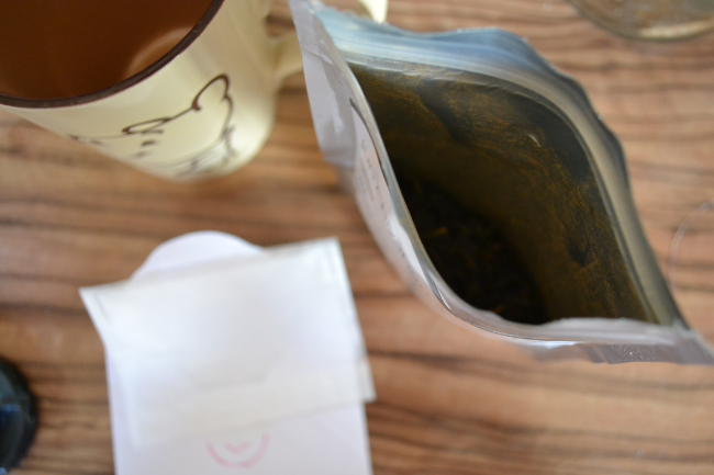 Daisybutter - UK Style and Fashion Blog: lovetea, tea sampling service