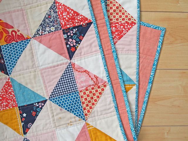 Welcome to Nunaka baby quilt